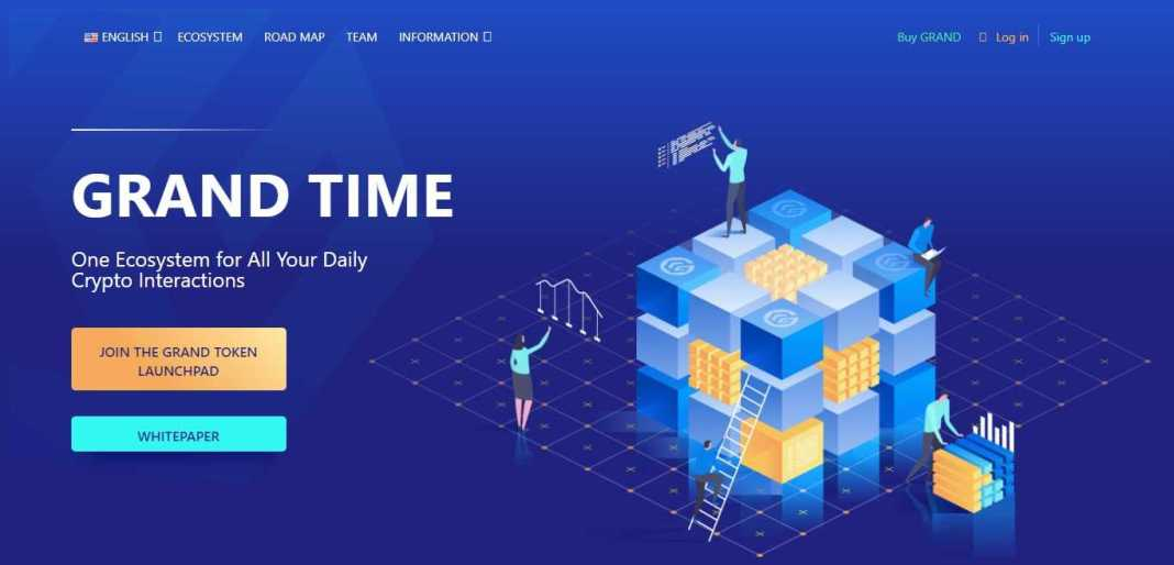 Grand Time Airdrop Review: You will get 500 GRAND.