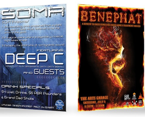 cheap event flyers downingtown Pa