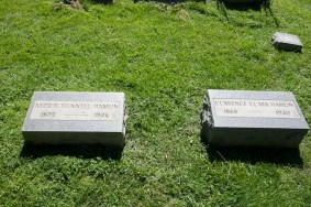 Clarence Clark Hamlin (1868-1940) and Seddie Gunnell (1875-1946), my paternal g-grandparents