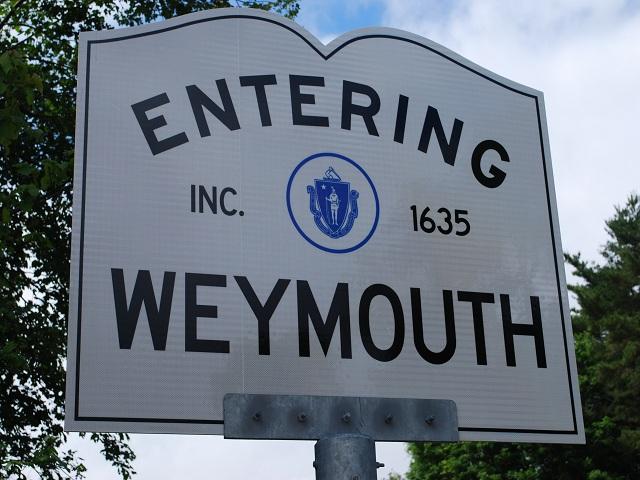 Welcome to Weymouth, Massachusetts