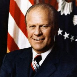 Gerald R. Ford, 38th President of the United States