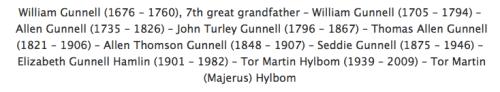 Gunnell 704