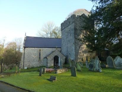 Ilston Parish Church