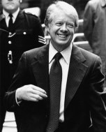 Carter was president from 1977-1981.