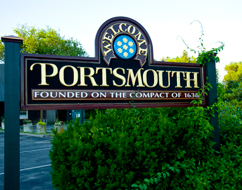 Welcome to Portsmouth, Rhode Island