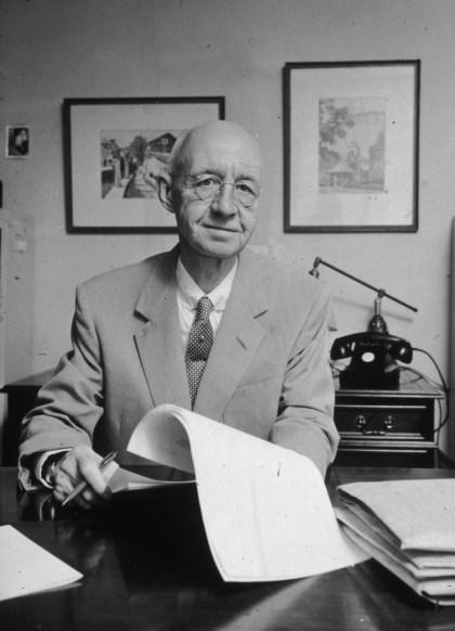 Clarence Frank Birdseye (1886-1956)