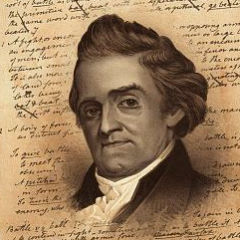 Noah Webster (1758-1843), 3rd great grandson of the immigrant, John Webster