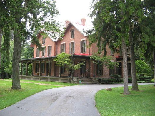 Hayes Summer Home, Spiegel Grove, Ohio