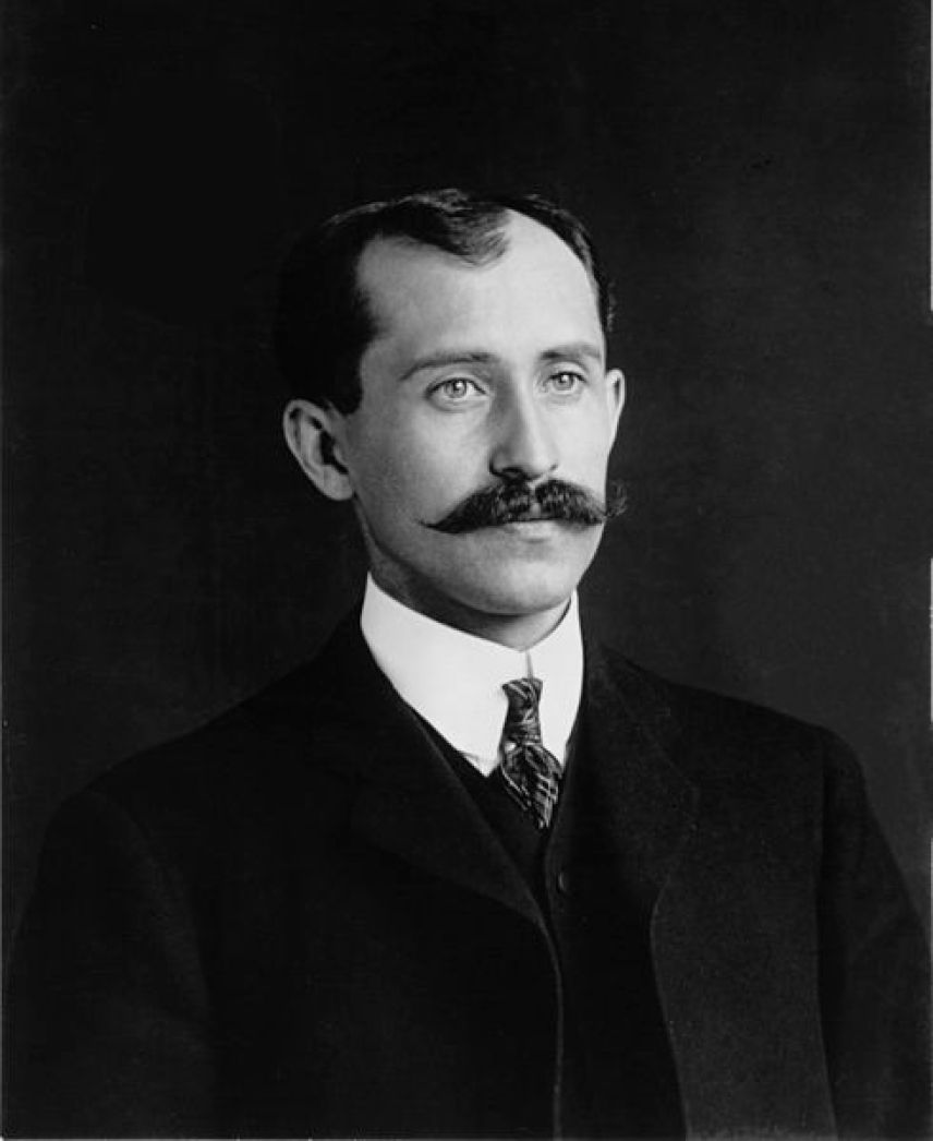 Orville Wright in 1903
