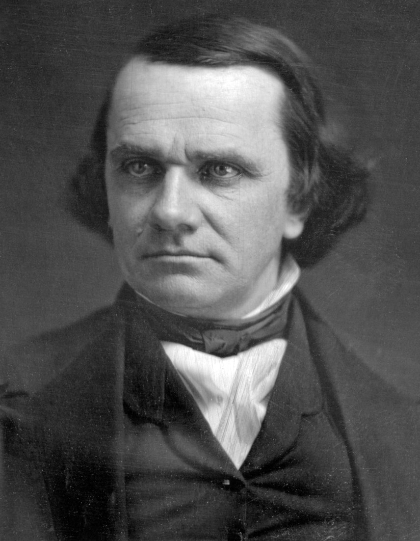 Stephen A. Douglas, United States Senator from Illinois (1847-1861)