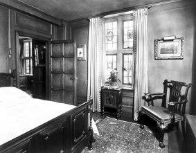 Mr. Watkins' bedroom