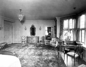 Mrs. Watkins' chamber looking east into her sitting room