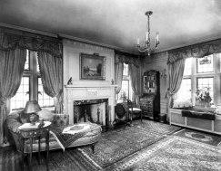 Daughter's boudoir, looking northwest