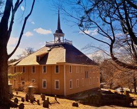 Old Ship Church, Hingham, Massachusetts (exterior)