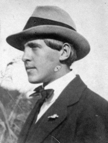 Tor Emil Hylbom 1915
