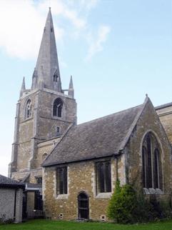 St. Mary's Church, Ely, Cambridgeshire