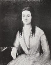 Sarah Knox Taylor (1814-1835), age 16