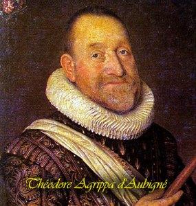 Théodore-Agrippa d'Aubigné