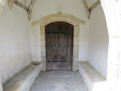 Old Dilton Church in Westbury Leigh (photo credit: Danette Percifield Cogswell, May 2013)