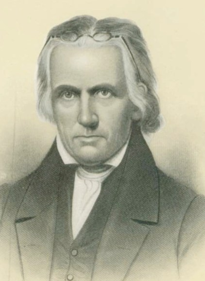 Rev. Thomas Campbell (1763-1854)
