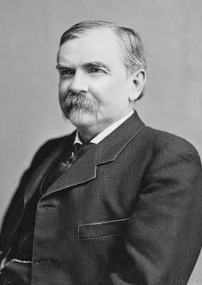 Sen. George Graham Vest (1830-1904)