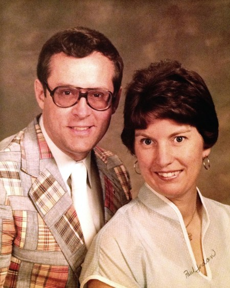 Martin & Penny Hylbom, June 1981