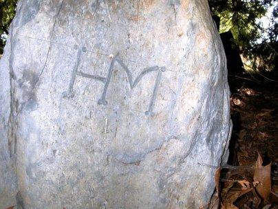 Hephsibeth (Brooks) Mason (1673-1727) - grave marker, Kingsley Cemetery, Swansea, Massachusetts (GPS Coordinates: 41.76054, -71.25029)