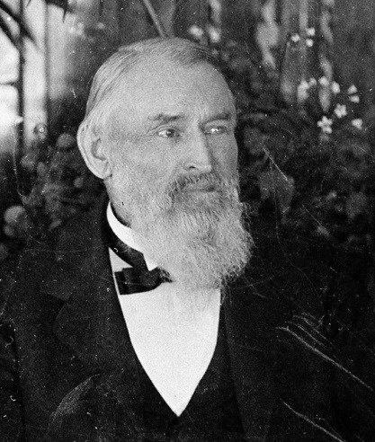 Rev. Thomas White Hancock (1825-1918), my 3rd g-grandfather