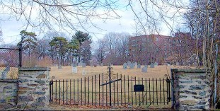 Old Stratford Cemetery (Connecticut)