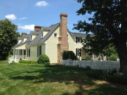 "The Waller ""Endfield"" property (1700 block of Walkerton Road, Walkerton, Virginia) - photo credit, Amy Shook, taken 20 Jun 2014"