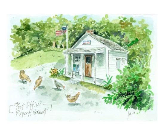 Post Office - Rupert, Vermont