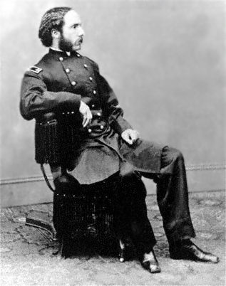 Maj. Henry Reed Rathbone (1837-1911)