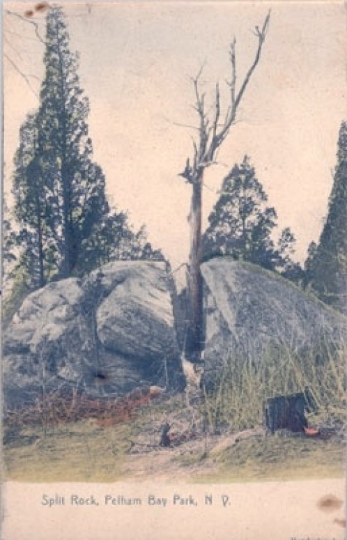 Old Split Rock postcard