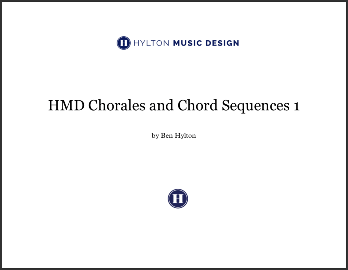 Chorales Cover