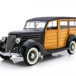 1936 Ford Model 68 Station Wagon For Sale Car Classic Hyman Ltd
