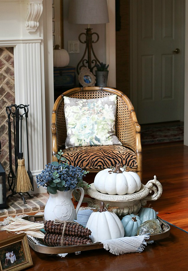 Fall Decorating Tips - Our Southern Home