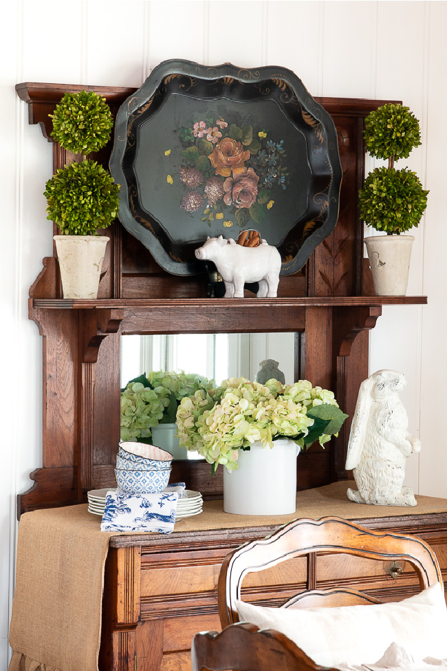 Spring Hutch - Our Southern Home