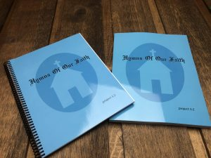 hymns of our faith perfect and spiral bound