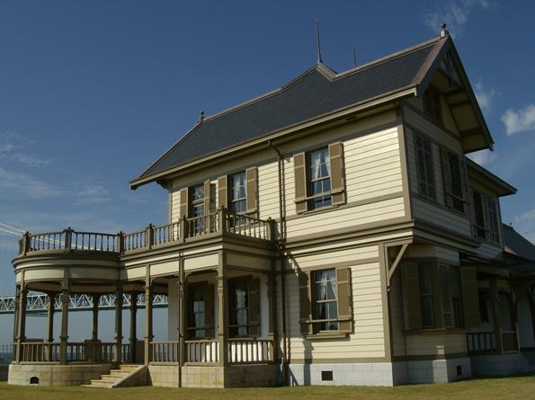 舊武藤山治宅邸
