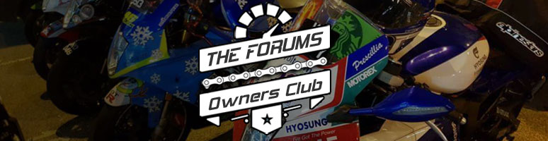 Hyoriders - The Social Network For Hyosung Owners & Parts Shop & Community Portal