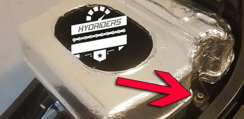 [Tutorial] Hyosung GT & GT 125/250 - How to swap carburetor Jets
