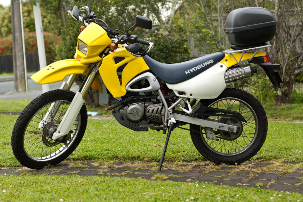 hyosung rx125 rx 125 1997 2009 repair service manual pdf