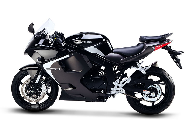 Hyosung GT125 Comet & GT125R (up to 2009) Specifications - Picture Gallery - Wiki - Manual