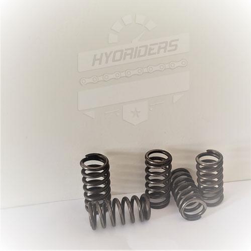 Heavy Duty Clutch Springs Set x5 :: GV125 GT125 Hyosung