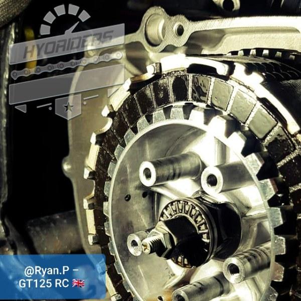 Clutch Plates Friction Drive Overhaul Kit - Hyosung GT125R GV125 GT125 XRX125 RT125D GA125