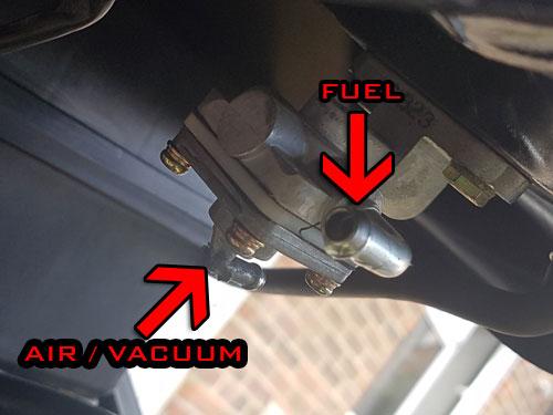 fuel lines diagram gt125 250 hyosung