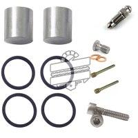 Brake Caliper Rebuild Kit Piston Seal Repair Parts Hyosung GT650R GT125R GT250R GV125 GV250