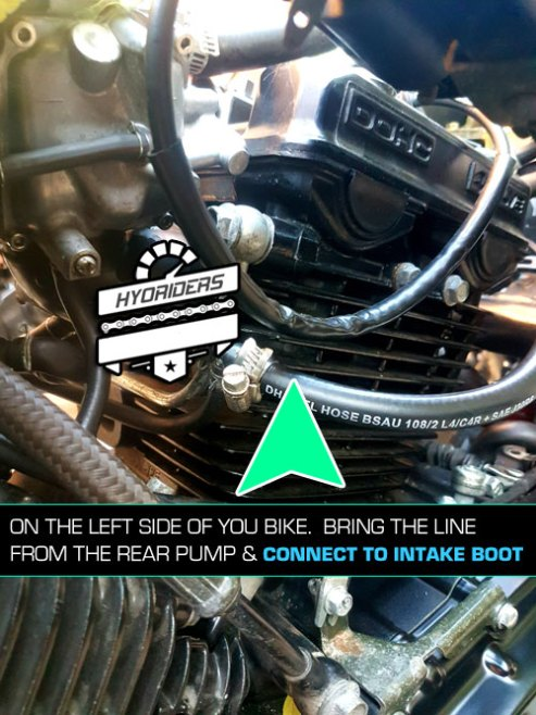🎌How to change Vacuum Lines on Hyosung GT125R GT250R & GT Comet (Air Hose  Diagram) ◼️ HYORiDERS.CLUB 🏁 UK Hyosung Forums [Owners Club]HyoRiders.CLUB