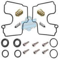 Carb Rebuild Kit (Carburetor Repair Parts) - Hyosung GT650R GV650