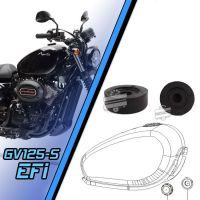 Fuel Tank Cushion [Rubber Dampers] - Hyosung GV125S Injected